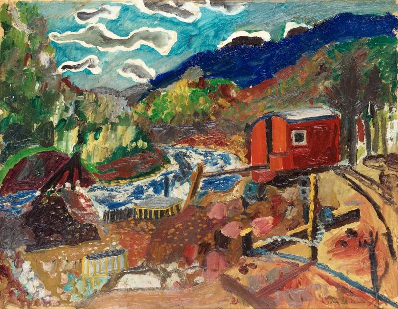 lesley vance painter