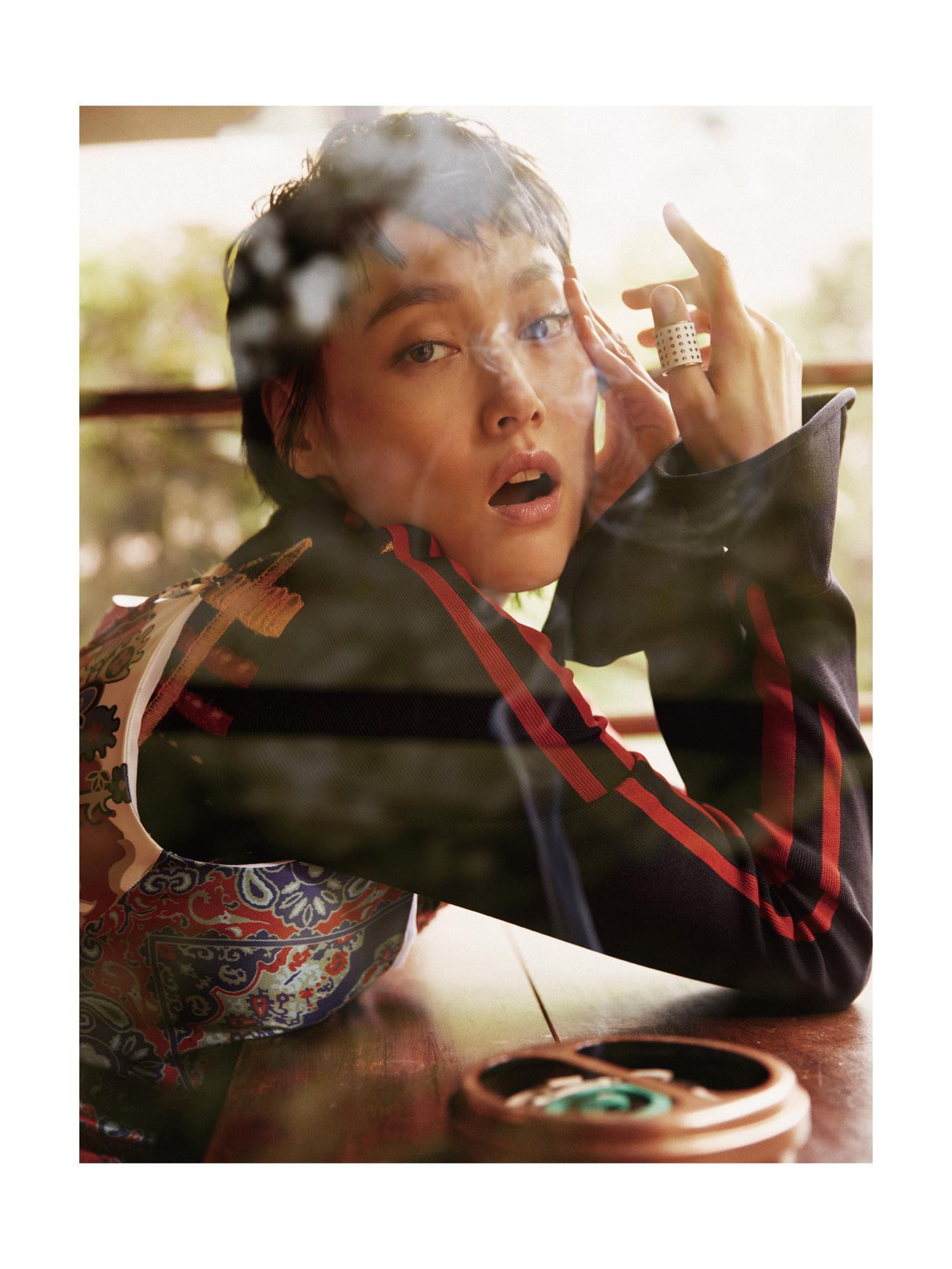 Rinko Kikuchi - MADAME... Miranda Kerr