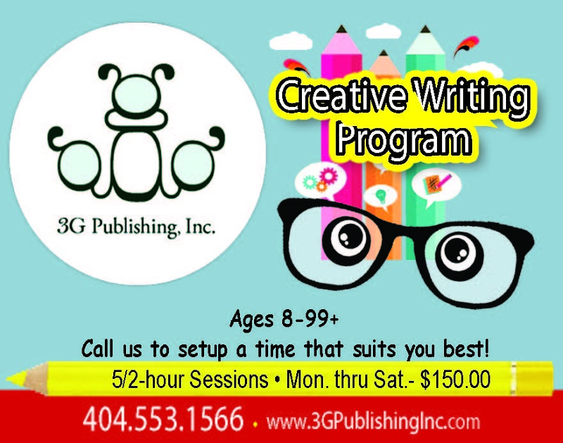 creative writing software for kids
